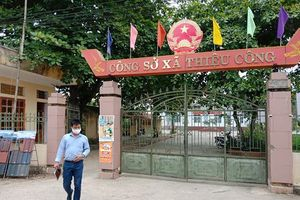 Thanh Hóa: Huyện muốn kiện xã ra tòa vì món nợ 3,1 tỷ