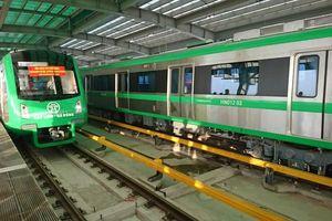 Hà Nội sẽ sớm đưa tuyến đường sắt Cát Linh-Hà Đông vào khai thác