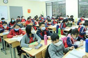 Hà Nội thông báo thời gian tuyển sinh vào lớp 1, lớp 6 năm học 2020-2021