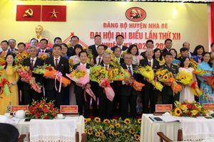 Ông Dương Thế Trung tái đắc cử bí thư huyện Nhà Bè