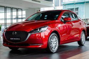 Loạt sedan hạng B giảm giá từ 10 đến 50 triệu đồng ở Việt Nam