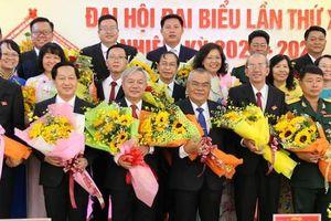 Công bố kết quả bầu nhân sự lãnh đạo Huyện ủy Nhà Bè - TP HCM