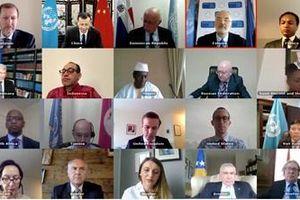 Hội đồng Bảo an Liên hợp quốc thảo luận về tình hình Bosnia và Herzegovina