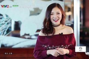Gương mặt xinh như hoa của nữ MC đài phát thanh truyền hình Tây Ninh gây bão mạng