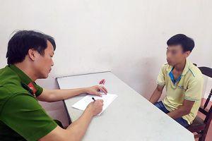 Lời khai của gã đàn ông giở trò đồi bại với nữ sinh ở Thái Bình