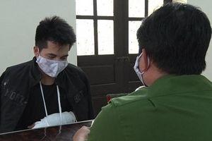Triệt phá đường dây sản xuất, tiêu thụ gần 1 tỷ đồng tiền giả ở Nam Định