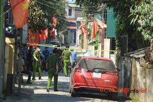 Hà Tĩnh: Án mạng kinh hoàng 2 người thương vong lúc giữa trưa