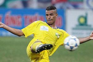 Những cầu thủ người Brazil thi đấu thế nào trong màu áo SLNA?