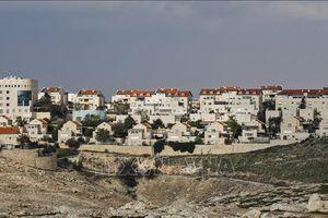 Israel cấp phép xây dựng 7.000 nhà định cư mới ở Bờ Tây