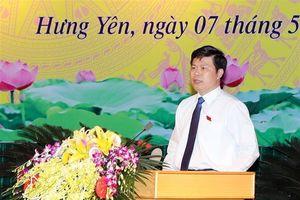 Ông Trần Quốc Toản được bầu làm Chủ tịch Hội đồng nhân dân tỉnh Hưng Yên