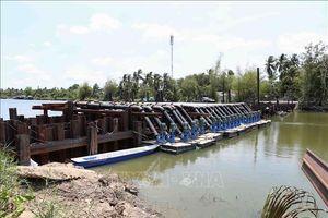Hạn chế nước chảy từ thượng nguồn dẫn đến thiếu nước nghiêm trọng ở hạ lưu sông Mê Kông