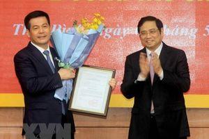 Bí thư Tỉnh ủy Thái Bình giữ chức Phó trưởng Ban Tuyên giáo Trung ương
