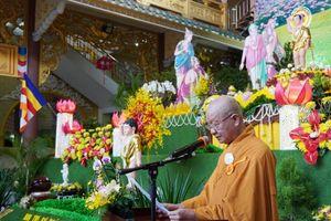 Phật giáo Q.Thủ Đức kính mừng Phật đản