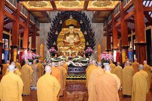 Tổ chức Đại lễ Phật đản tại thành phố Hồ Chí Minh