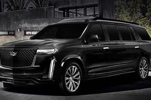 Xế sang Cadillac Escalade dành cho giới siêu giàu