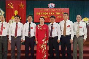 Đại hội Đảng bộ Sở GD&ĐT Hà Nam thành công tốt đẹp