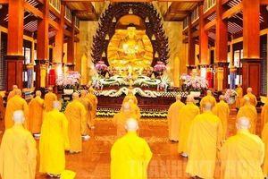 Trang nghiêm Đại lễ Phật đản