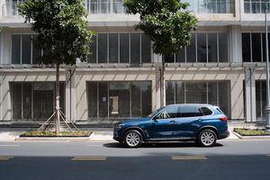 Chi tiết BMW X5 2020 giá từ 4,119 tỷ đồng tại Việt Nam
