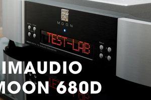Simaudio Moon 680D - 'Analog hóa' nguồn nhạc streaming