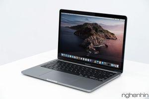 Trên tay Macbook Pro 2020 13 inch tại Việt Nam, giá hơn 41 triệu!