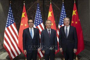 Mỹ - Trung đàm phán thương mại trực tuyến