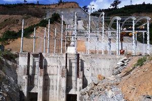 Một nhà máy thủy điện ở Kon Tum tự ý tích nước hồ chứa