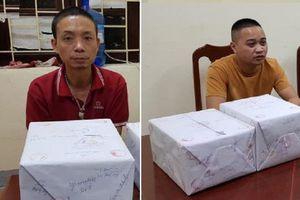 Giấu 16 bánh heroin trong lốp xe dự phòng vận chuyển từ Sơn La về Lạng Sơn