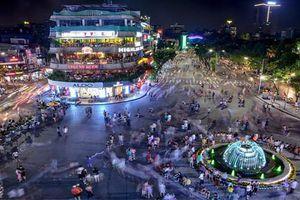 Hà Nội nghiên cứu xây dựng 'Cột mốc số 0'; phát triển kinh tế ban đêm ở Hoàn Kiếm