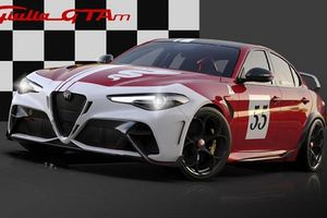 Siêu xe Alfa Romeo Giulia GTA bán ra từ 193.000 USD