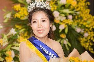'Hoa hậu Thalassemia' và chuỗi ngày vượt lên số phận