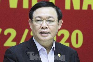 Xử lý triệt để vi phạm pháp luật về đê điều sau chỉ đạo của Bí thư Thành ủy Hà Nội