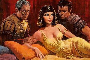 Bí mật về Cleopatra: Cưới 2 người 'đặc biệt' trước khi yêu Julius Caesar, Mark Antony