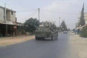 Nga bắt giữ 10 xe bọc thép Mỹ tại Syria