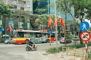Thủ đô Hà Nội thêm một con đường tản bộ đẹp như tranh