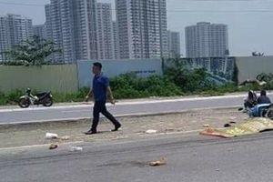 Va chạm với xe đầu kéo, 2 mẹ con nữ công nhân tử vong
