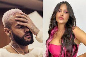 Neymar bị tố vụng trộm với nữ ca sĩ