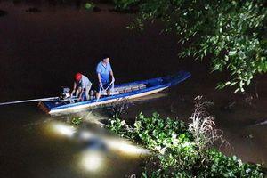 Tìm thấy thi thể học sinh đuối nước tại bờ kè sông Sài Gòn