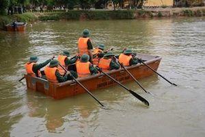 Đẩy mạnh hoạt động Tuần lễ Quốc gia phòng, chống thiên tai trong quân đội