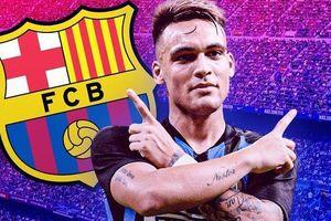 MU phải có Jadon Sancho, Martinez ký 5 năm Barca