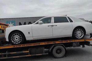 Cận cảnh 'hàng hiếm' Rolls-Royce Phantom Tranquillity vừa cập bến Việt Nam