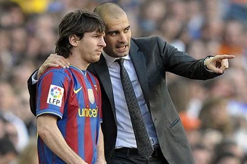 Getafe suýt chiêu mộ thành công Messi và Guardiola