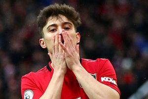 Daniel James từng tức điên vì không đến được Leeds thay vì M.U