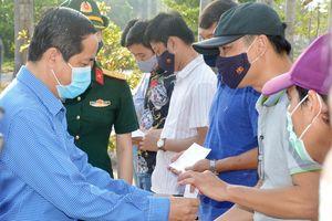 105 người trở về từ Indonesia hoàn thành cách ly