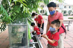 Huyện Sóc Sơn: Gần 53.000 học sinh đến trường, công tác phòng dịch được siết chặt