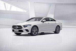 Mercedes-Benz ra mắt CLS 260 2020 giá rẻ tại Trung Quốc