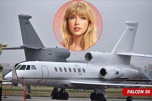 Bán đi phi cơ riêng triệu USD, Taylor Swift sở hữu khối tài sản khủng cỡ nào?