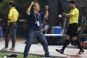 Thầy Park muốn gắn bó với bóng đá trẻ Việt Nam