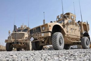 UAE mua hơn 4.500 xe thiết giáp kháng mìn từ Mỹ