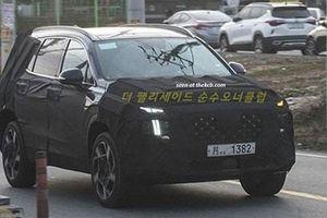 Hyundai Santa Fe phiên bản mới sắp ra mắt với thiết kế hầm hố, giá 'ngon'