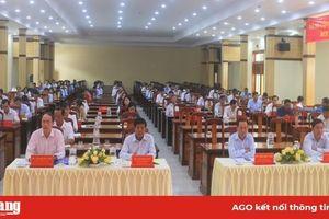 Thành ủy Châu Đốc: Thực hiện quy trình nhân sự Đại hội đại biểu Đảng bộ thành phố (nhiệm kỳ 2020-2025)